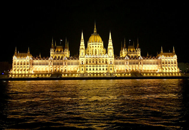 hungarian parliament building, budapest, hungary, danube river, illumination cruise, parliament building