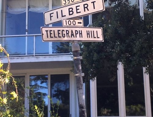Insider Tips: Filbert Steps, San Francisco
