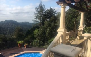 A HomeExchange property in Santa Cruz.