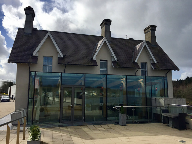 Review Ice House Hotel Spa Mayo Ireland