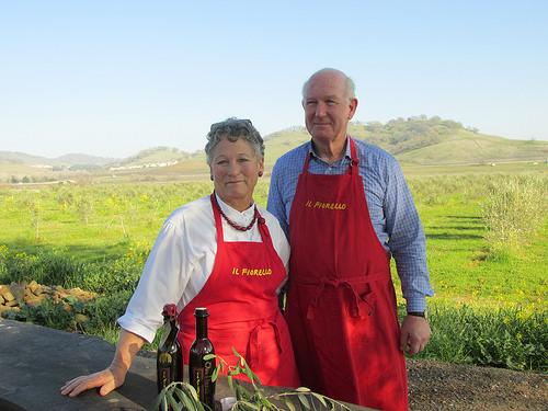 Ann Fiorello Sievers, Mark Sievers, Il Fiorello Olive Oil Company