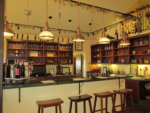 Il Fiorello tasting room