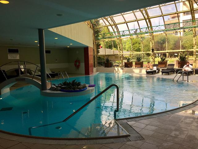 intercontinental prague, intercontinental praha, pool, indoor pool, prague, czech republic