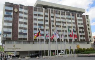 intercontinental prague, hotel, prague, czech republic