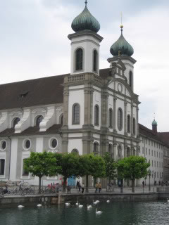 """Jesuit Church"""