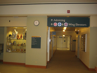 """John Muir Medical Center, Concord"""