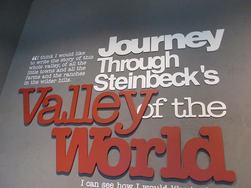 steinbeck's world