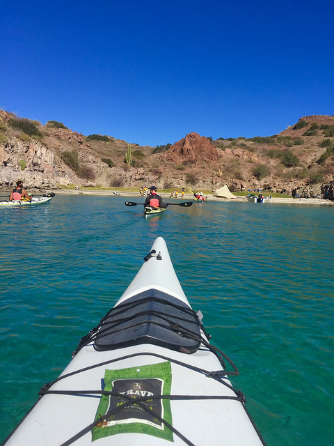 krave jerky, sea of cortez, loreto, mexico, kayak, row adventures