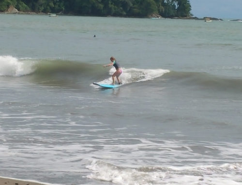 Riding Costa Rica's Waves at Manuel Antonio Surf School
