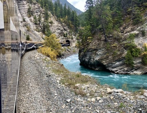Rocky Mountaineer Train Travel Tips