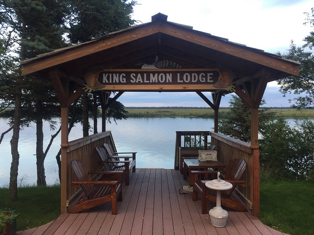 king salmon lodge, naknek river, king salmon fishing, alaska hotel