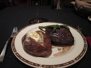 prime rib, South Point Steakhouse