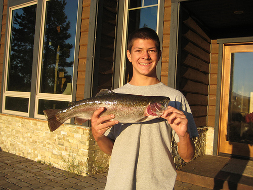 fishing in sunriver, things to see and do in bend and central oregon, things to do in central oregon