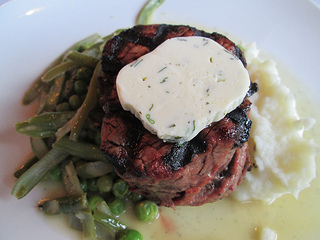 Lone Mountain ranch steak