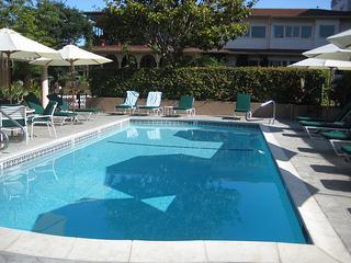 """""""La Playa Carmel Pool"""""""