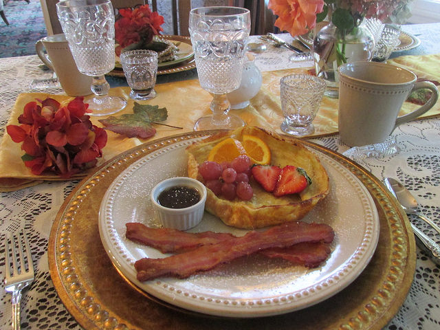 bed & breakfast, gourmet breakfast, la belle epoque, napa, california