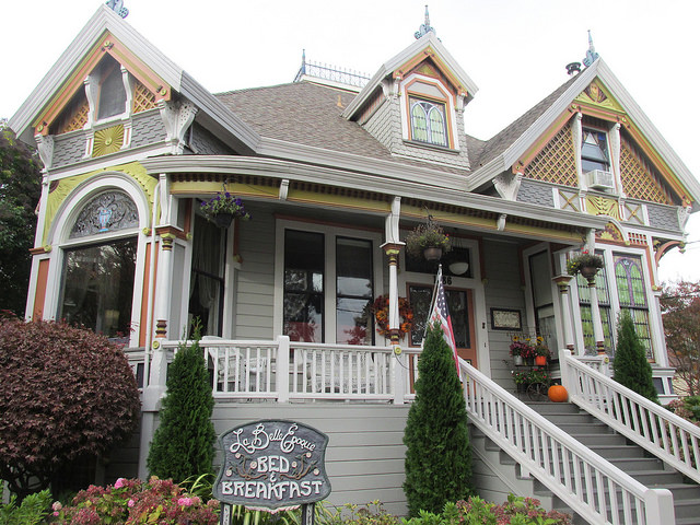 la belle epoque, bed and breakfast, napa, california, inn