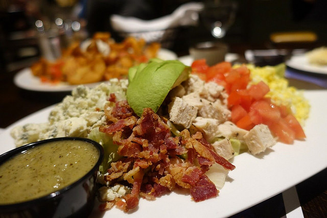 dobb salad, fox den bar & cantina, la casa del zorro, borrego springs, california