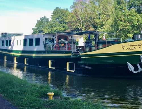 Luxury Barge Cruise in Alsace: Slow Travel in France