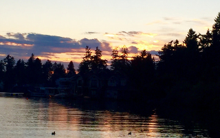 lake oswego, oregon, lake