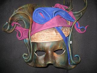 mask, La Noria, Mexico