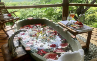 los altos de eros spa, tamarindo spa, indonesian soaking tub, balinese soaking tub, spa treatment