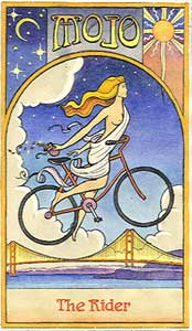 Mojo Bicycle Cafe, Divisadero, San Francisco, California, Nancy D. Brown