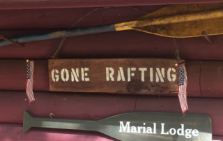 marial lodge, rafting, rogue river, southern oregon, lodge