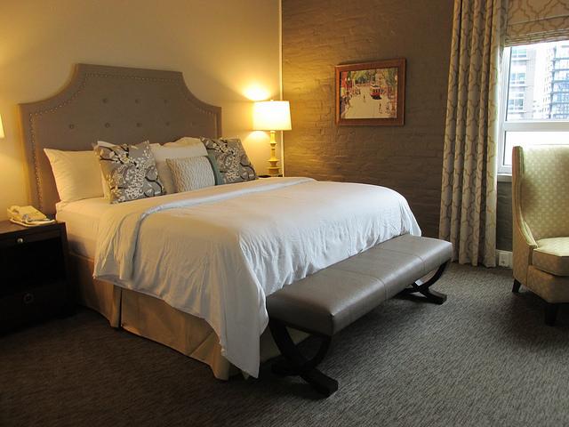 mark spencer, hotel, portland, oregon