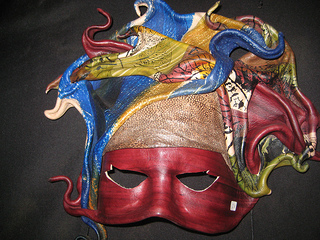 """Carnaval mask"""