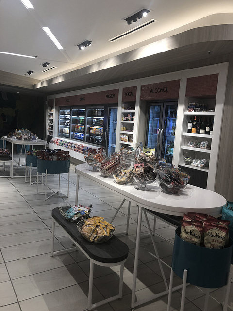 mias pantry, miami airport marriott hotel, grab and go dining