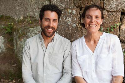 Taste&Travel tour hosts Milos Zadrahdka and Lune
