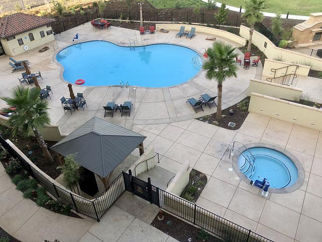 murieta inn and spa hotel, pool, hot tub, rancho murieta hotel