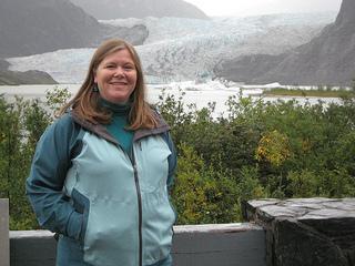 """""""Mendenhall Glacier"""""""