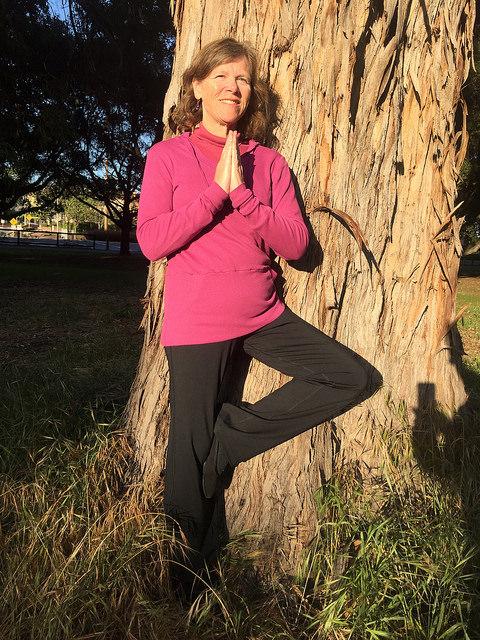 nancy d. brown, insect shield, yoga pants, travel apparel