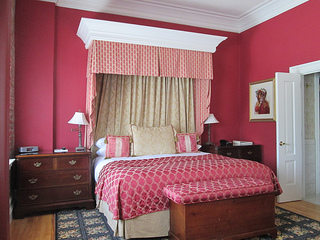 Historica Hatt Building hotel room