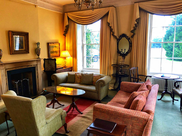 drawing room, newforge house, georgian country house, bed & breakfast, bluebook hotel, armagh, northern ireland