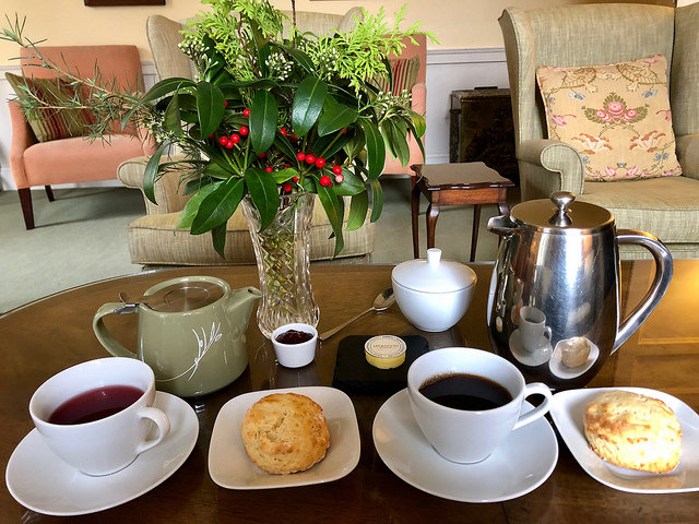 afternoon tea, suki tea, newforge country guest house, armagh hotel, northern ireland
