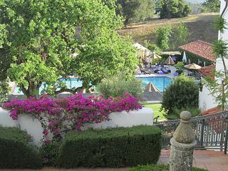 Ojai Valley Inn Herb Garden pool