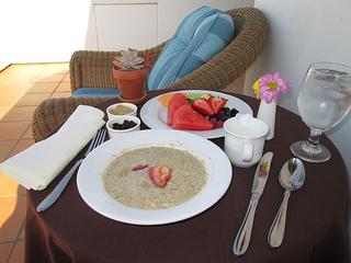 Ojai Valley Inn & Spa room service