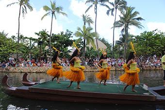 """""""Polynesian Cultural Center"""""""