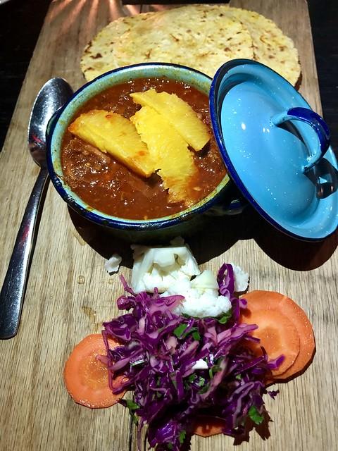 pork mole, cultura comida y bebida carmel, california cuisine