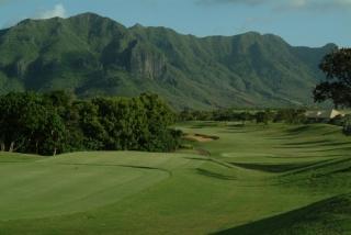 Puakea Golf Course, Kauai, Hawaii, golf
