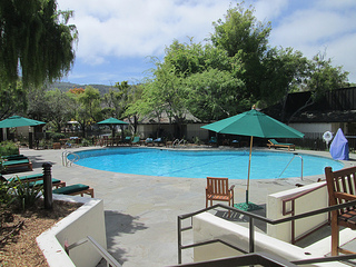 Quail Lodge Swimming Pool