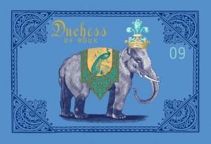 """""""Queen City Cookies Duchess of Roux"""""""