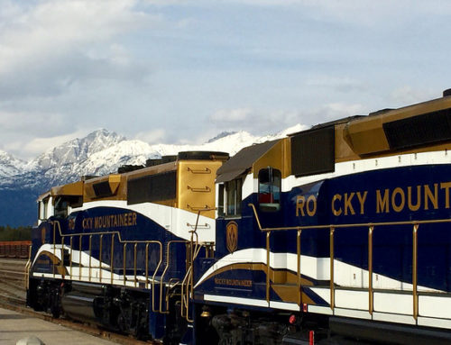 Rocky Mountaineer Journey through Clouds