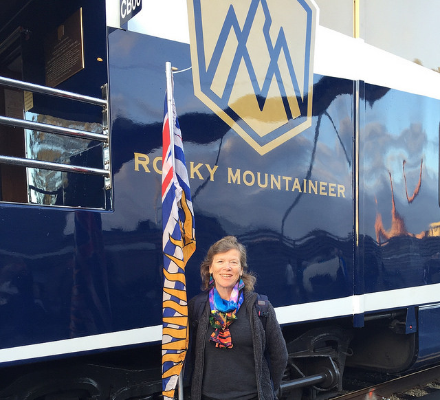 royal robbins, travel clothes, rocky mountaineer