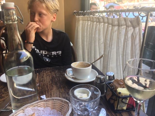 cafe de la press, french quarter san francisco