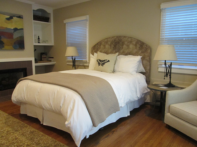 randolph cottage, bed, bed & breakfast, downtown napa inn, boutique hotel, napa, california
