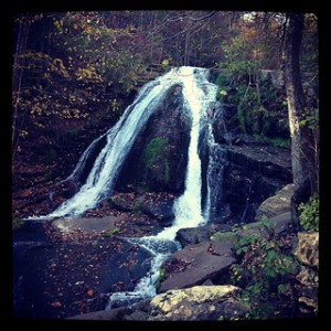 Roaring Run Falls, Botetourt County, Virginia
